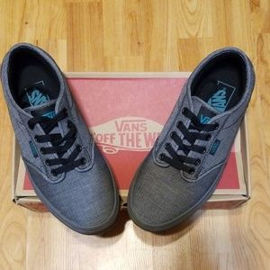 Size 6.5 Van's NIB Grey